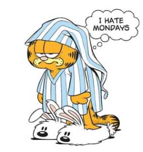 garfield_mondays