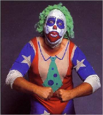 from Brian danoe the gay clown