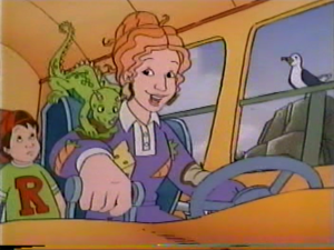 Don't act like you don't know Ms. Frizzle.